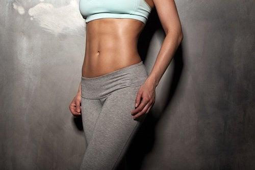 低壓腹部運動,給你平坦結實腹肌