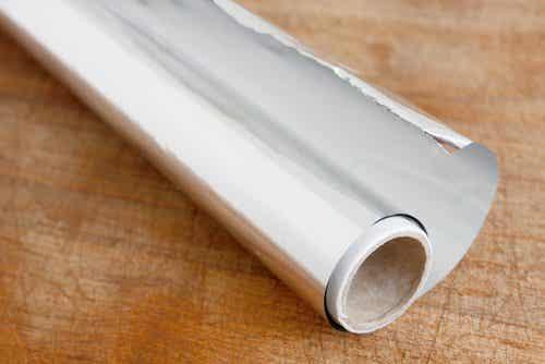 鋁箔的12種獨特居家妙方
