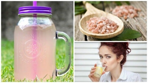 喝鹼性水能減輕體重並防止疲勞