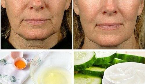 5種對抗臉部皮膚鬆垮的小偏方