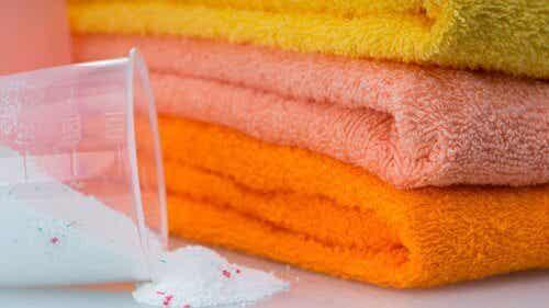 5 個讓毛巾柔軟的簡單秘訣