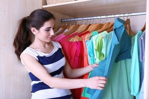 五種增加衣櫥空間的收納妙招