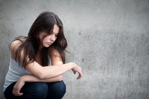 憂鬱的女人
