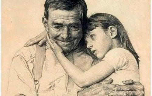 祖父母永遠活在我們心中