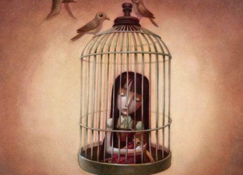 籠子裡的女孩