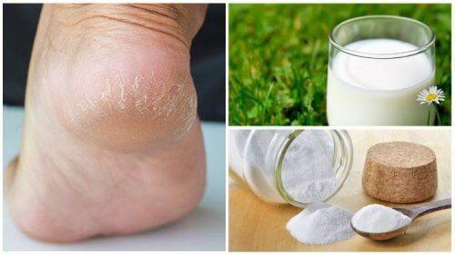 兩種天然成分 讓您重拾細緻足底肌膚