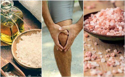 簡單天然療法緩解膝蓋疼痛