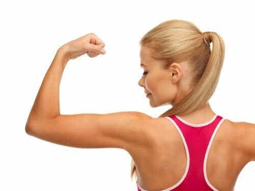 三套備受歡迎的手臂訓練