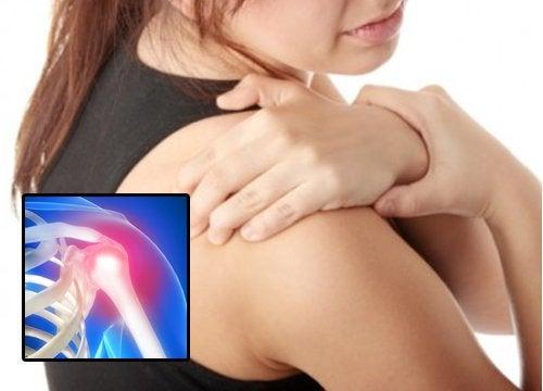 肩部肌腱炎