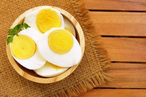 水煮蛋最健康