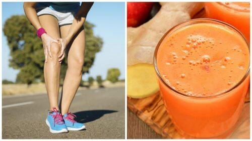 強化骨骼並緩解關節疼痛的天然飲品