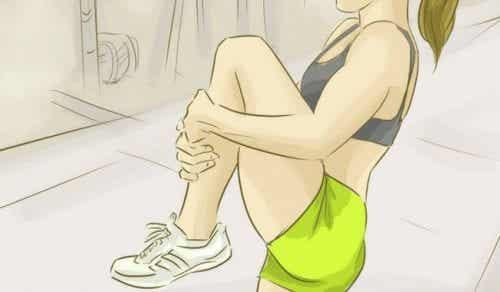 有趣的腹肌鍛鍊方法