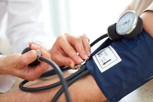 降低高血壓的家庭療法