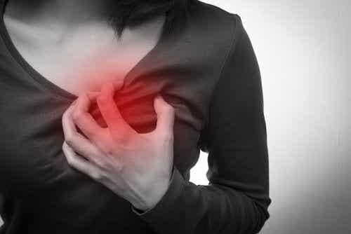 只發生於女性的五種心臟驟停徵兆