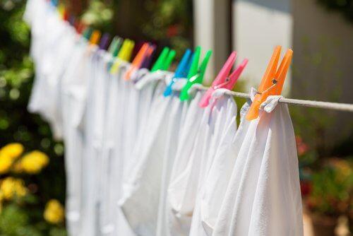 八種白色衣物的漂白技巧