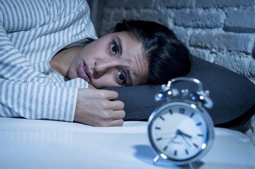 失眠症患者