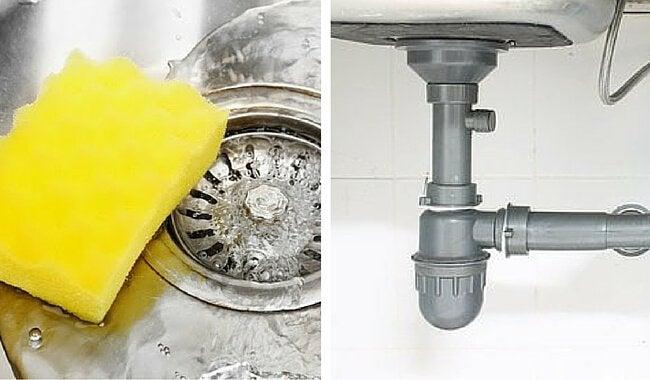 排水管道的簡單天然除臭秘訣