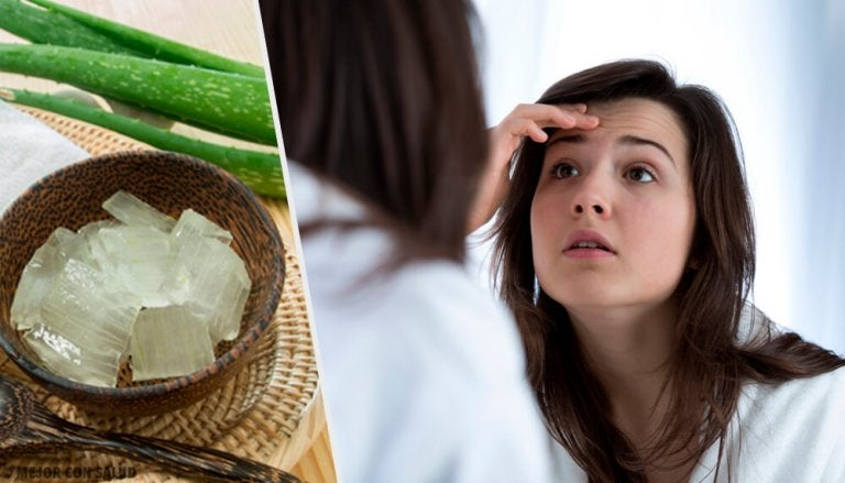 用蘆薈玫瑰水對付臉部肌膚皺紋!