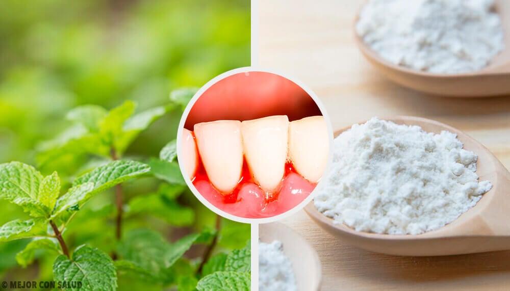 有效對付牙齦炎的五種居家療法