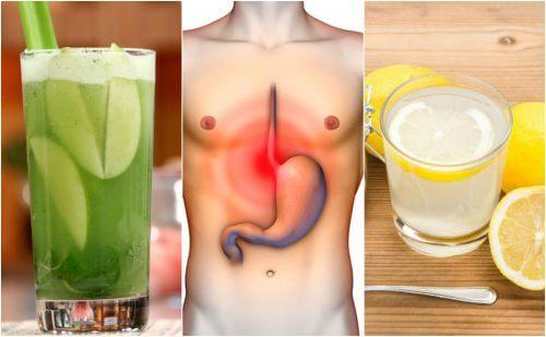 如何緩解胃食道逆流?試試以下5種飲品DIY
