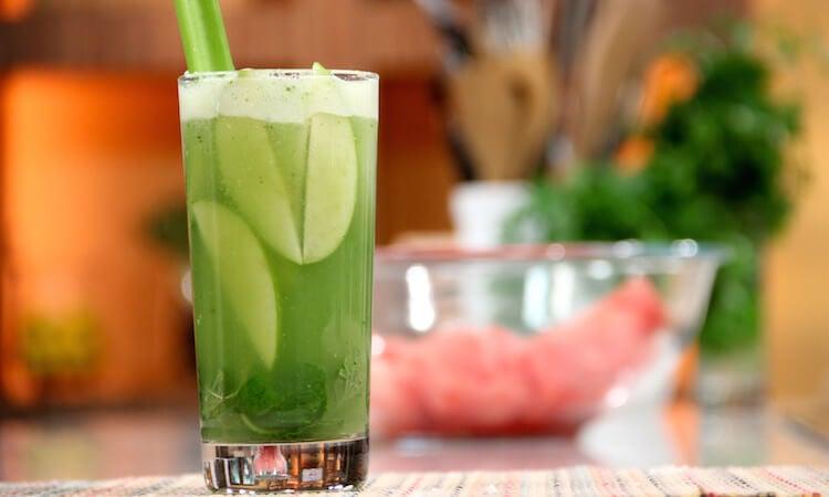 蘆薈-小黃瓜-蘋果