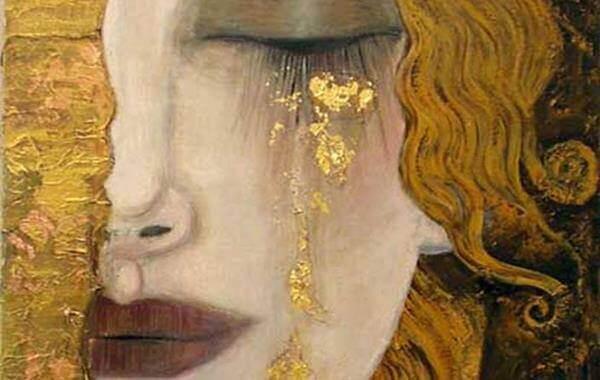 金色的眼淚