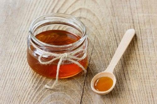 每天吃蜂蜜的九大好處