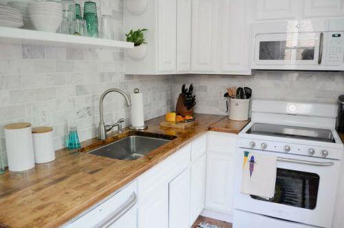 4個佈置小廚房的完美點子
