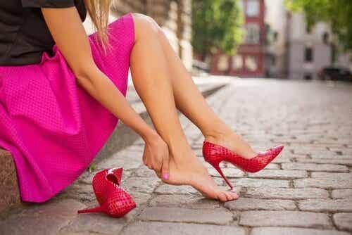 12種妙招讓新鞋不磨腳