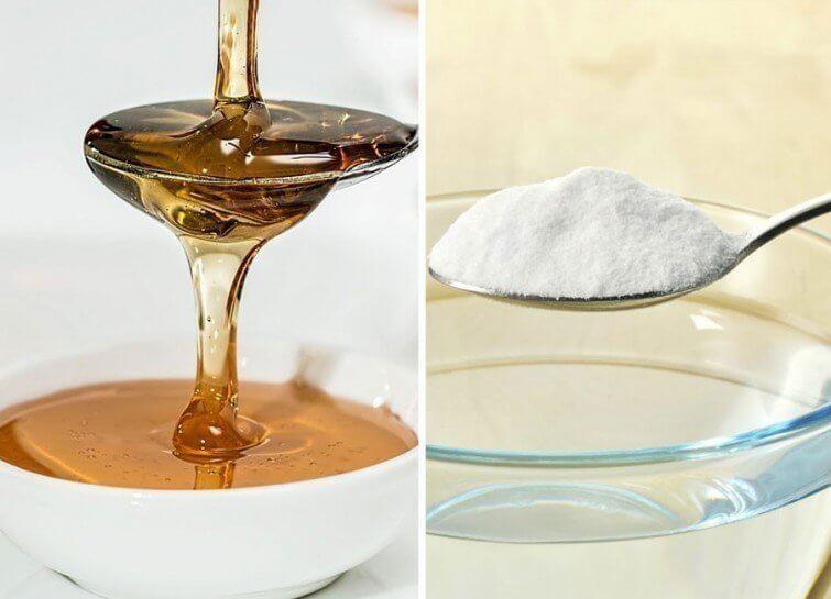 小蘇打與蜂蜜搭配的神奇用途