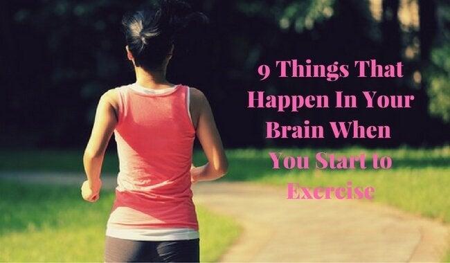 九種運動對大腦的益處