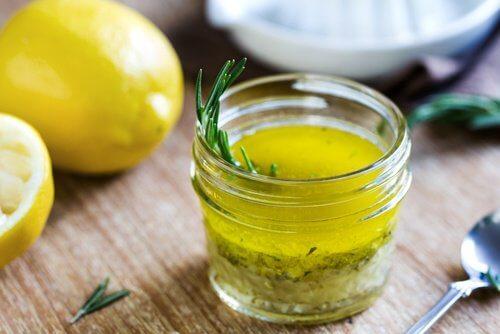 檸檬橄欖油