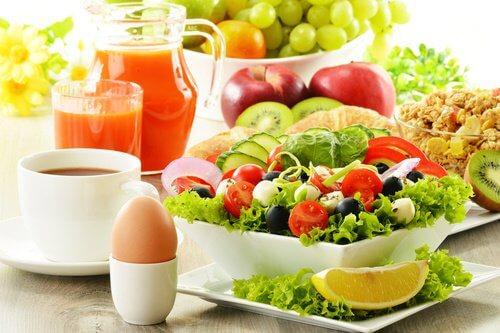 營養美味又能有效減重的健康沙拉