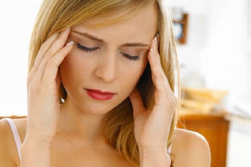白血病 頭痛