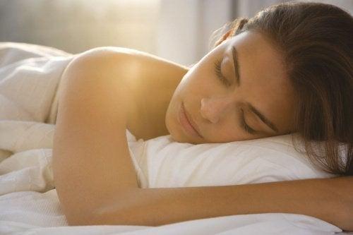 助你一夜好眠的自然療法