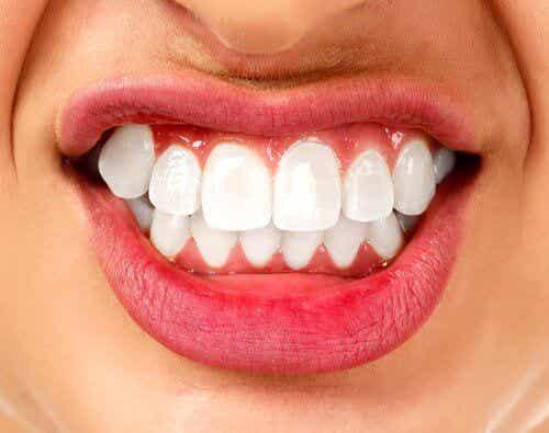 磨牙是一種身心症