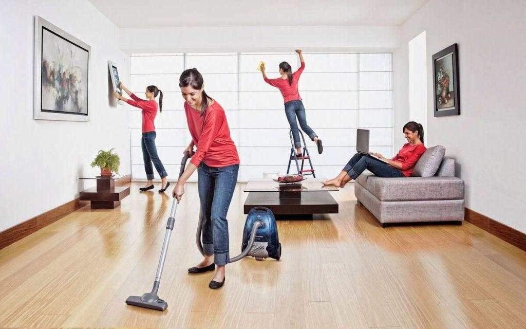 維持家中清潔的十項祕訣