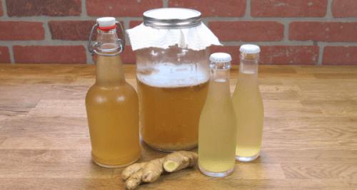薑汁可緩解偏頭痛、消化不良及疼痛