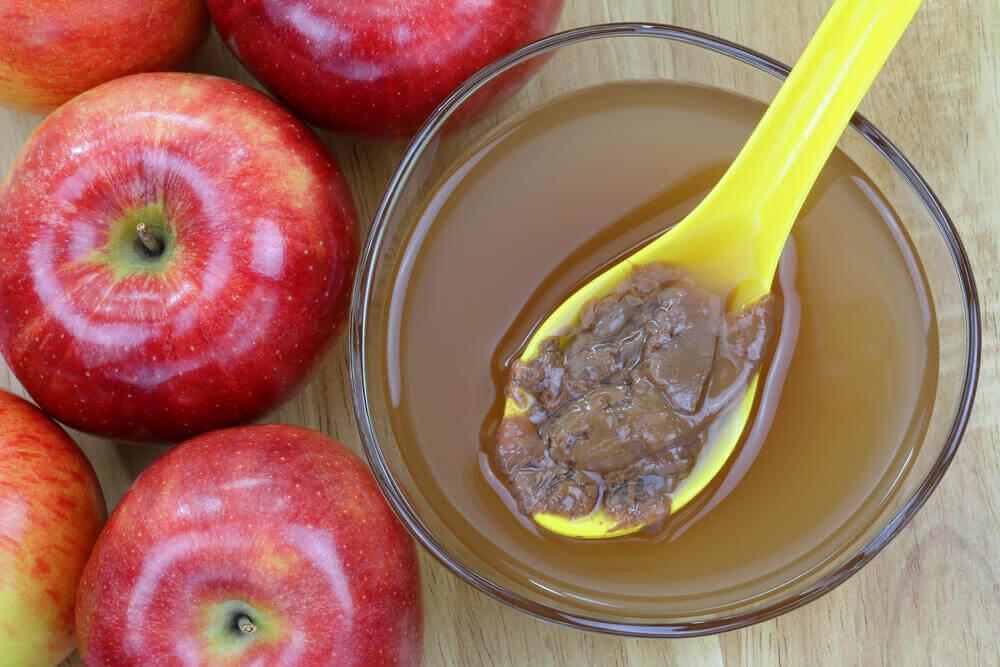 蘋果醋 健康成份