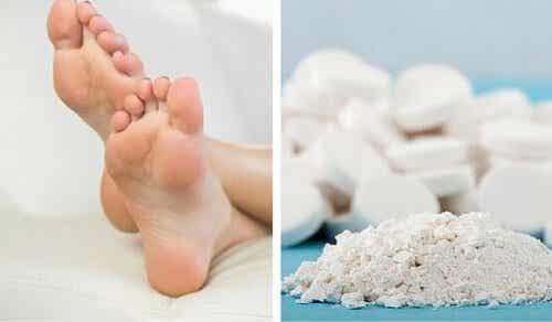 阿斯匹靈能清除足底硬皮? 足部保養的居家配方