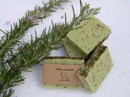 如何製作適合油性肌膚的迷迭香皂