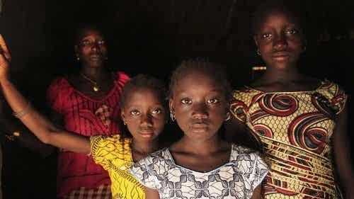 大好消息:非洲對女性割禮說不