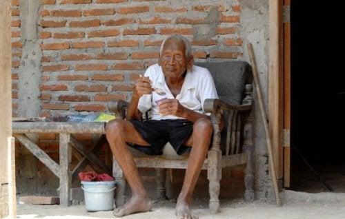 馬巴.葛多-號稱145歲的男人