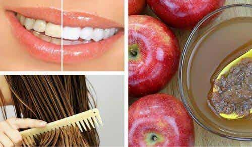 蘋果醋的八種保養秘方