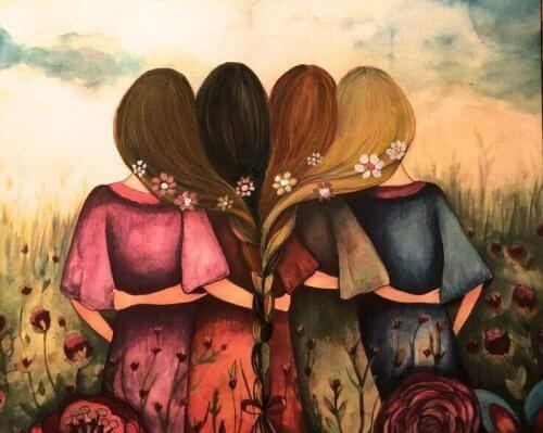 失去朋友可能像分手一樣痛苦