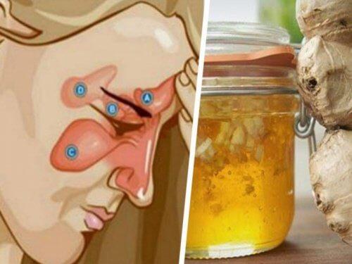 結合這兩種成份可舒緩鼻竇炎喔!