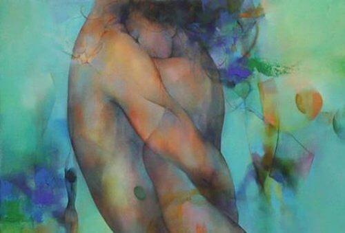 表達情感是在觸摸另一個人的靈魂