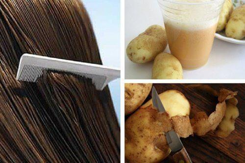 五種自然方法掩蓋過早白髮
