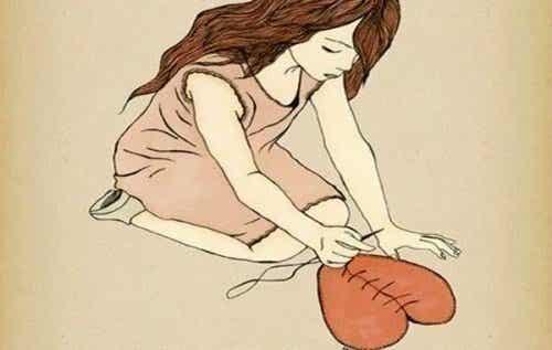時間之手無法治癒所有傷痛