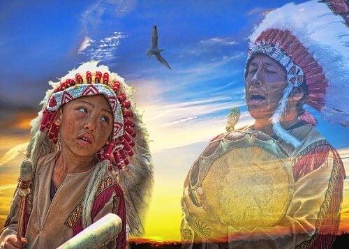 2美國原住民